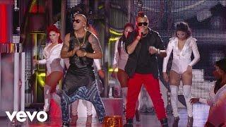 Wisin - Baby Danger (En Vivo Premios Billboard 2014) ft. Sean Paul