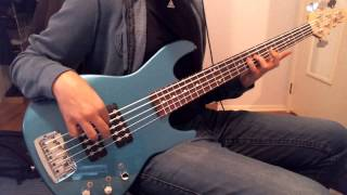 Sword Art Online OP 1 [LiSA - Crossing Field] (Bass Cover)