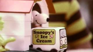 Hasbro - Romper Room - The Snoopy Dog House w/ Woodstock - Vintage Commercial  - 1978