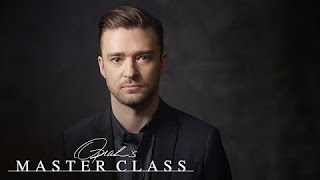 The Michael Jackson Story Justin Timberlake Never Shared | Oprah's Master Class | OWN