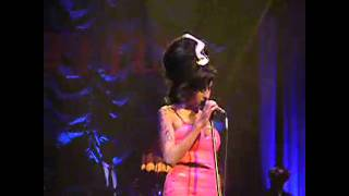 Amy Winehouse - Love Is a Losing Game Live at Ancienne Belgique in Brussels 2007
