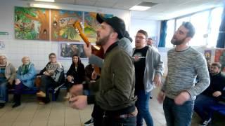 Claudio Capéo en concert gratuit au centre social du Grand Ramier à Toulouse