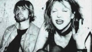 Kurt Cobain- Courtney love - Dying