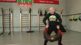 Functional Training with the Bulgarian Bag by Ivan Ivanov the Inventor