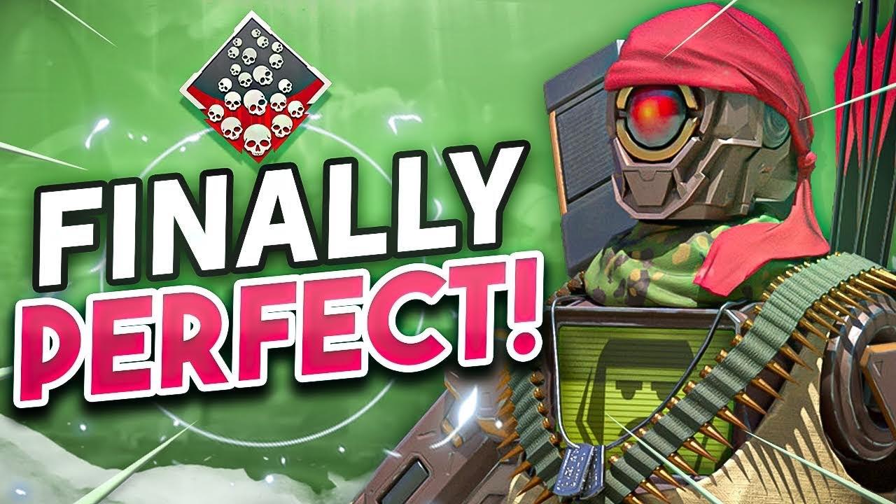 Ratchet - PATHFINDER IS NOW PERFECT!? (Apex Legends)