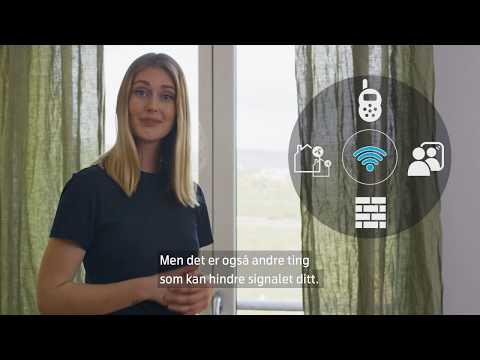 Slik får du bedre trådløst nett | Telenor Norge