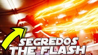 TODOS OS SEGREDOS DO TRAILER DE THE FLASH 4 TEMPORADA