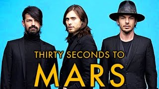 30 Seconds To Mars | The Real Underdogs | Throwback Interview