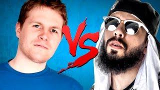 Dan Bull VS. Mussoumano | Batalha de Youtubers (prod. Wzy)