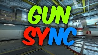 CS:GO | Gun Sync - Electro-Light - Symbolism (NCS Release)