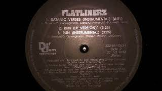 Flatlinerz - Run (Instrumental) (1994)