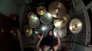 Heaven Shall Burn - Passage Of The Crane drum cover