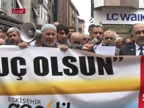 'Zina suç olsun'-'eşcinsellik ahlaksızlıktır' - Eskişehir / kanal3