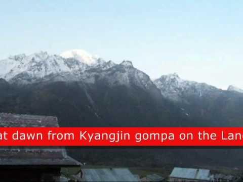 View from Kyangjin Gompa.wmv