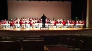 RHS Regional Band Adjudication