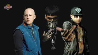 Anuel AA Ft Cosculluela ft. Ñengo Flow - Tentándome Remix (REGGAETON 2016) [Official Audio]