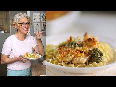 Chicken Divan-Everyday Food with Sarah Carey