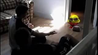 here comes Pacman... (Original)