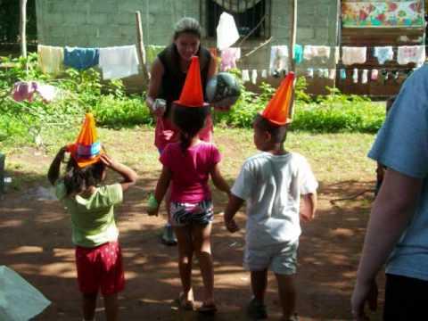 Nicaragua 2010 Children's Ministry