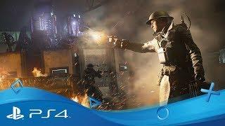 Call of Duty: WWII - Trailer DLC 4 Shadow War | 28 août | En premier sur PS4