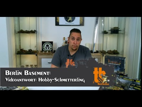 Videoantwort: Der Hobby-Schmetterling