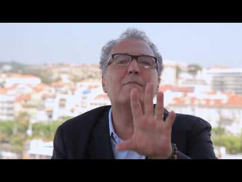 Reclame - Nizan Guanaes, chairman do Grupo ABC, no Cannes Lions 2016