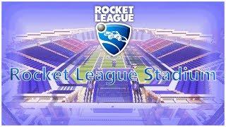 Rocket League Stadium - Minecraft Build