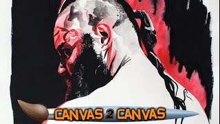 Braun Strowman isn't finished with you!: WWE Canvas 2 Canvas
