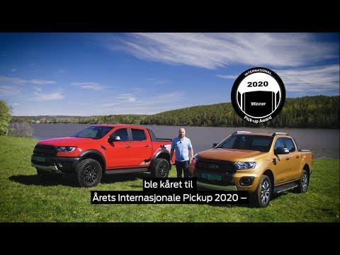 Ford Ranger Wildtrak vs Ford Ranger Raptor| Gjennomgang| Ford Norge