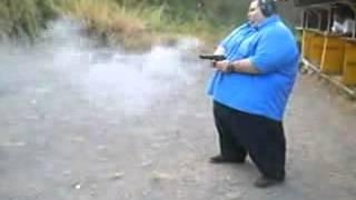 The Sniper fat man