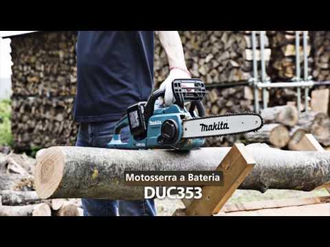 MAKITA Motosserra a Bateria DUC353