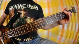 System Of a Down - Question! Bass Cover