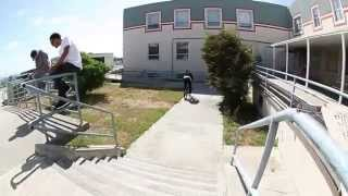 Cult Small Talk Joe Molina Unused BMX Footage