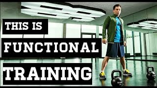 Fonksiyonel Antrenman Nedir? Functional Training, Crossfit- Izzet Yüksel