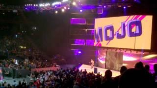 Mojo Rawley's SmackDown Live Entrance 2/21/2017