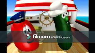 VeggieTales: Theme Song (Original 1994) (Full Instrumental 100%) (Better Version)