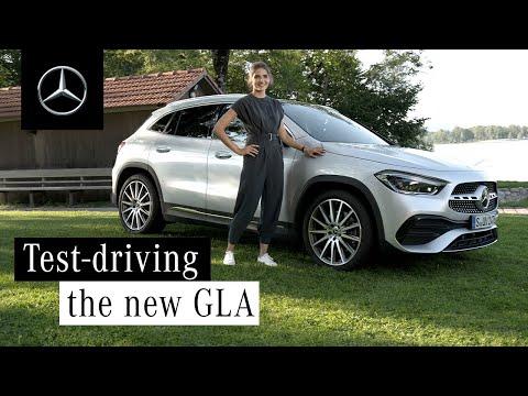 The New GLA | Sarah Elsser Tests the Mercedes-Benz Entry-Level SUV