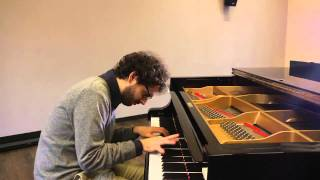 Coldplay - Ink (piano cover)