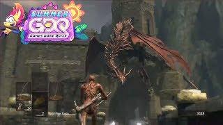Dark Souls by catalystz in 1:25:27 SGDQ2019