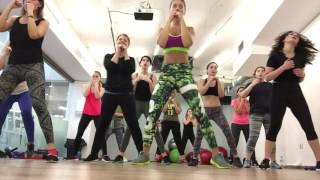Dance! voodoo and serano-cardio aerobic