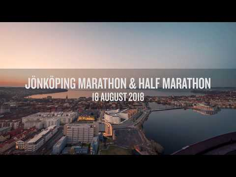 Jönköping Marathon & Halvmarathon 2018