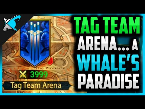TAG TEAM ARENA IS HARD !! | Ranking System | ...Cheating Already ?! | RAID: Shadow Legends