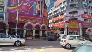 Little India Brickfield Kuala Lumpur Malaysia 2016