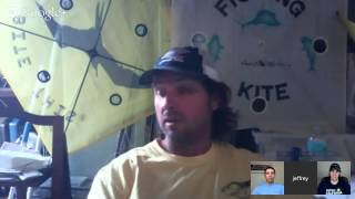 Captain Jeff Maggio (LunkerDog) Google Hangout Interview