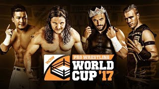 Vídeo Finales WCPW World Cup