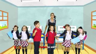 Sónia e a Profissões - A Professora