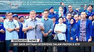"""SBY Merasa Difitnah sebagai """"Orang Besar"""" di Balik e-KTP"""