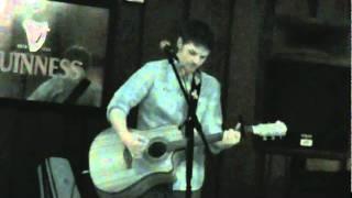 Draggin' the Line Acoustic Cover- (Chris Brunelle)