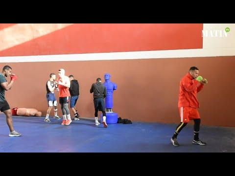 Video : Boxe : Les pugilistes marocains abordent la dernière ligne droite avant les JO de Tokyo 2020