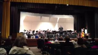 RHS Honors Wind Symphony 2013